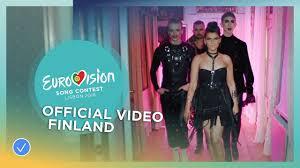 Saara Aalto - <b>Monsters</b> - Finland - Official Music Video - Eurovision ...