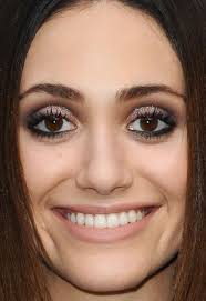 make your eyes look smaller emmy rossum at 39 chelsea lately in 2016