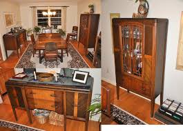 dining room sets room set and waterfalls on pinterest art deco dining room