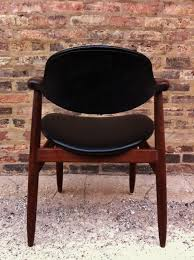 furniture black leather and woodworking design for creating interesting design armchair with mid century chairs deesign black leather mid century