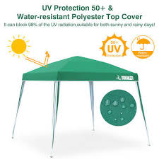 <b>3mx3m</b> Gazebo Tent Top Canopy <b>Pop</b>-<b>up</b> Instant Tent Sunshade ...