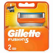 <b>Кассеты</b> д/<b>станка</b> мужские Gillette Fusion 2шт - купить с ...