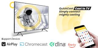 Cast to Chromecast Fire TV <b>Android Smart TV</b> ROKU - Apps on ...