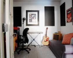 Recording Studio Design Ideas inspiring home recording studio design industrial home recording studio design idea with small sofa and