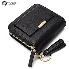 <b>ZOOLER</b> 2019 hot <b>genuine leather</b> wallet leather famous design ...