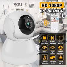 V380 Wireless 200W <b>HD 1080P Infrared Camera</b> WiFi <b>IR Webcam</b> ...