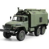 «<b>Радиоуправляемый</b> грузовик <b>Aosenma Offroad</b> Truck KIT 4WD ...