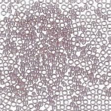 "<b>Бисер</b> ""<b>TOHO</b>"" 10/0 круглый <b>№0151 св</b>.<b>сиреневый</b>/<b>перл</b> Бисер ..."