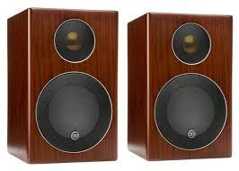 <b>Полочная акустика Monitor Audio</b> Radius 90 Walnut, купить в ...