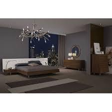 cordoba mansion bedroom set home furniture modern beds cordoba walnut platform bed eurway bedroom furniture moder