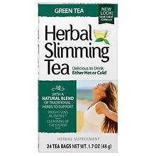 21st Century <b>Herbal Slimming Tea</b> Green Tea | Walgreens