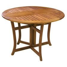 patio round table