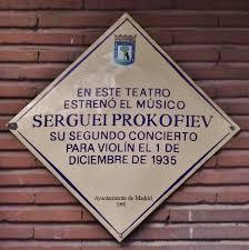 <b>Violin Concerto</b> No. 2 (<b>Prokofiev</b>) - Wikipedia