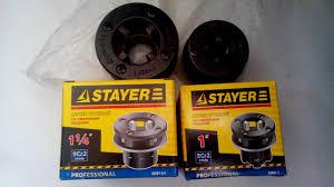 <b>Клупп трубный</b> 1/2 дюйма <b>Stayer</b>: продажа, цена в Саратове ...