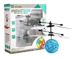 Купить <b>радиоуправляемый</b> летающий шар <b>WL Toys</b> HZ888, цены ...