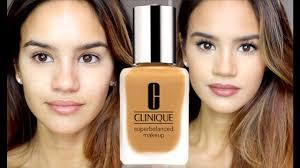 <b>Clinique SuperBalanced</b> Silk <b>Foundation</b> First Impression - YouTube