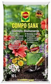 """<b>Почвогрунт</b> """"<b>Compo Sana</b>"""", <b>универсальный</b>, 10 л — купить в ..."""