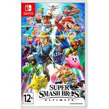 """<b>Видеоигра</b> """"<b>Super</b> Smash Bros Ultimate"""" для <b>Switch</b> — купить в ..."""
