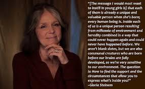 Gloria Steinem Quotes Of Wisdom. QuotesGram via Relatably.com