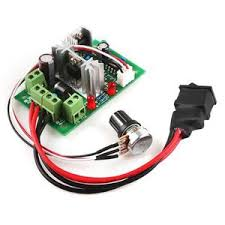 6-30V <b>DC Motor Speed Controller</b> Reversible <b>PWM</b> control Forward ...