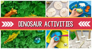 <b>Dinosaur Theme Activities</b> for Preschoolers - Pre-K Pages