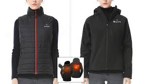 US brand is selling SELF-HEATING jackets that keep you <b>warm</b> in ...
