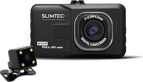 <b>Видеорегистратор Slimtec Dual F2</b>, черный