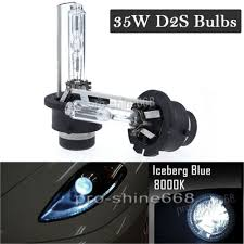 A Pair <b>8000k</b> 8K Ice <b>Blue D2S D2R</b> D2C HID Xenon Bulbs Replace ...