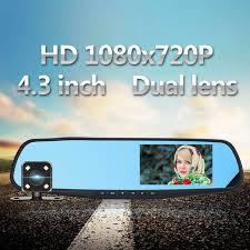 Online Shop <b>Dash Cam 4.3 inch</b> 5.0 M <b>Car DVR</b> Camera HD ...