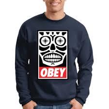Свитшот <b>Obey</b> Mexico купить на Printdirect.ru | 7287052-895