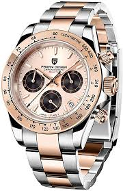 <b>Pagani Design</b> Men's Quartz Watch Chronograph Waterproof Sport ...