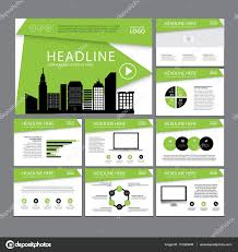 presentation templates infographic elements template flat design presentation templates infographic elements template flat design green style set for annual report brochure flyer leaflet marketing advertising banner