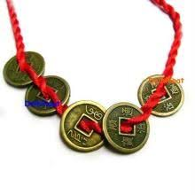 buy 5 coin feng shui lucky bracelet online buy feng shui feng
