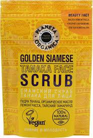 Planeta Organica Fresh Market <b>Сиамский скраб танака для лица</b> ...