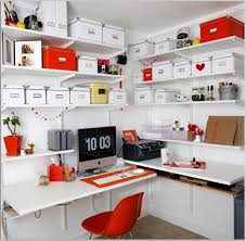 nursery decor home office design with red and white compartments on racks desk office designs astounding office break room ideas