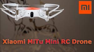 Бюджетный <b>квадрокоптер</b> Xiaomi <b>MiTu</b> Mini <b>RC</b> Drone - YouTube