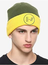 Twenty One Pilots Double Lines Logo <b>Watchman Beanie</b> | Twenty ...