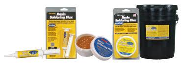 DeoxIT® Brand <b>Rosin Soldering Flux</b> and Tip Tinner