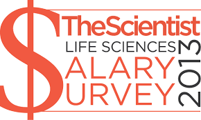 the salary survey is here the scientist magazine reg  scientists from around the world have responded to our annual salary survey we are currently analyzing the results please check back in