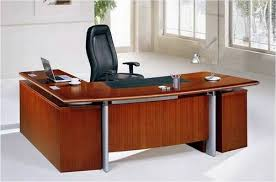 solid wood l shaped executive office desk gallery shaped wood desks home