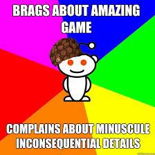 Scumbag Redditor memes | quickmeme via Relatably.com