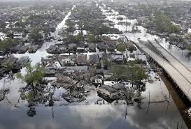 hurricane katrina years on why was it so destructive