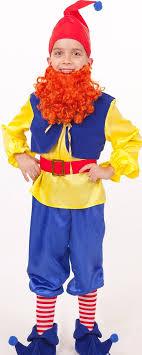 <b>Карнавальный костюм Гном</b> Тилли рубашка с поясом, брюки ...