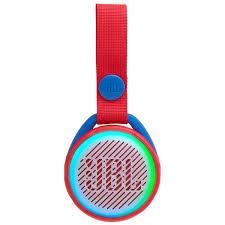 Беспроводная акустика <b>JBL Jr Pop</b> Red - характеристики ...