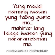 Funny Tagalog Quotes Tagalog - funny tagalog quotes tagalog ... via Relatably.com