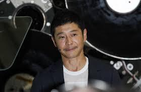 Yusaku Maezawa opens up public seats on SpaceX Starship moon ...
