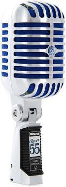 Купить <b>Вокальный микрофон Shure Super</b> 55 Deluxe в рассрочку ...
