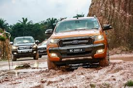 Most Reliable Pickup Truck Ford Ranger Named 39pick Up Truck Of The Year39 For Malaysia And