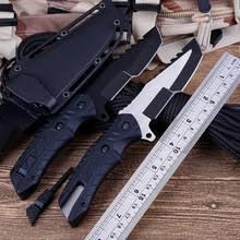 Охотничий <b>нож с фиксированным</b> лезвием с оболочкой ...