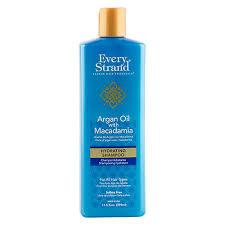 <b>Шампунь для волос</b> `<b>EVERY</b> STRAND` с маслом арганы и ...